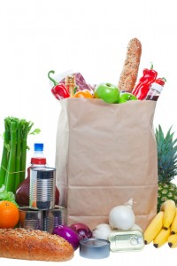 Photo of groceries